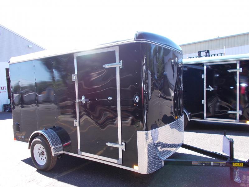 2018 Carry-On 6x12 Enclosed Cargo Trailer 2019296