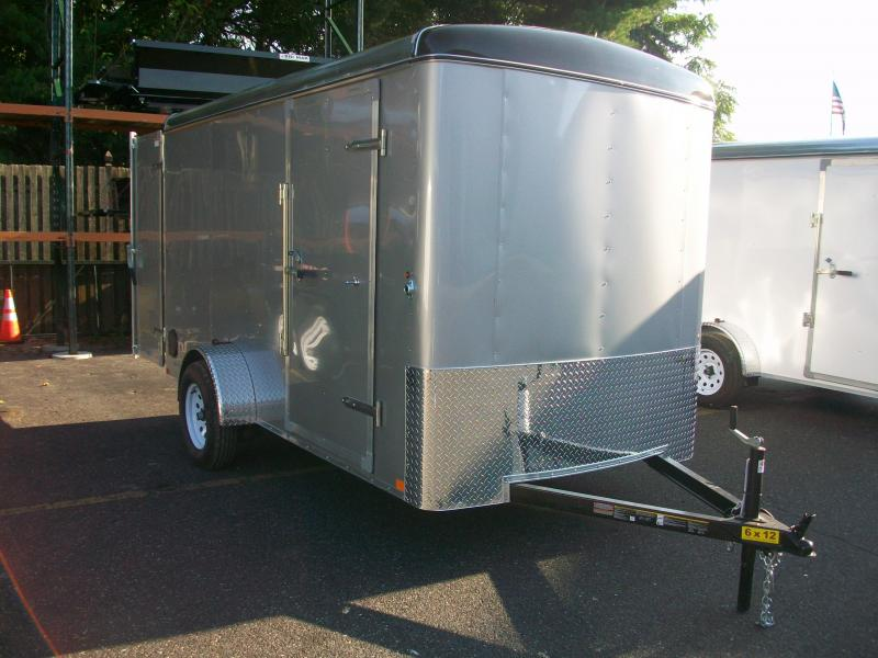 2018 Carry-On 6x12 Enclosed Cargo Trailer 2017774
