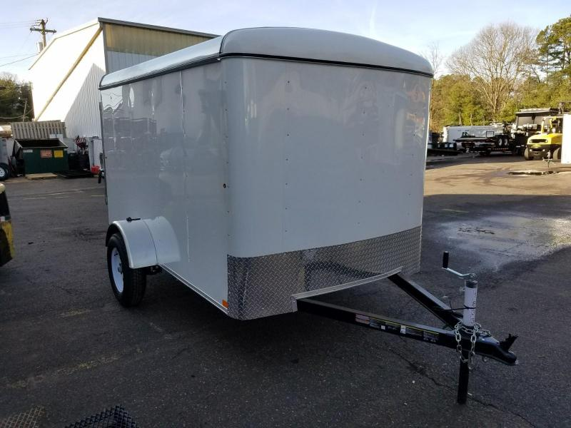 2018 Carry-On 6x10 Enclosed Cargo Trailer 2018443