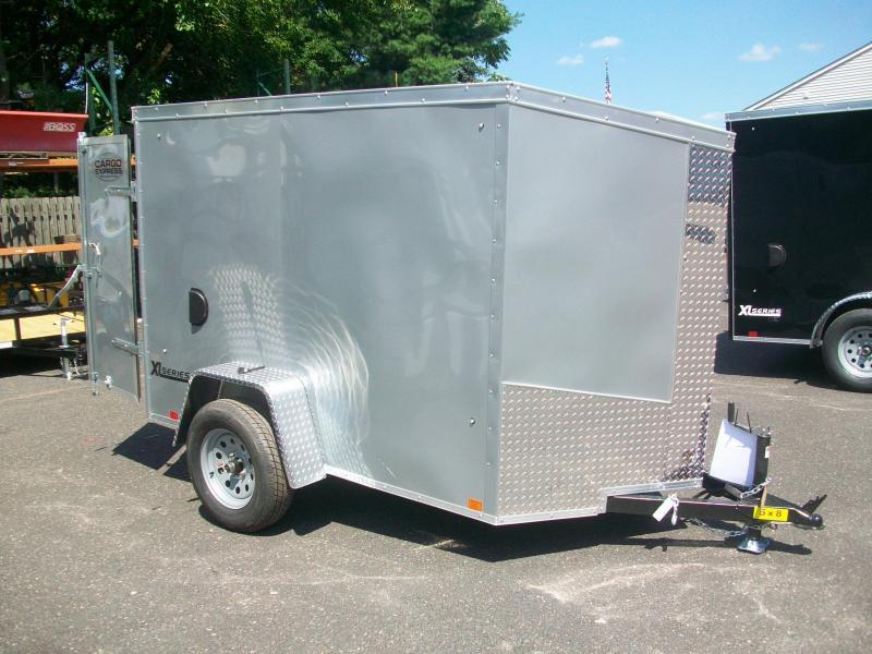 2018 Cargo Express 5x8 Enclosed Cargo trailer 2017644