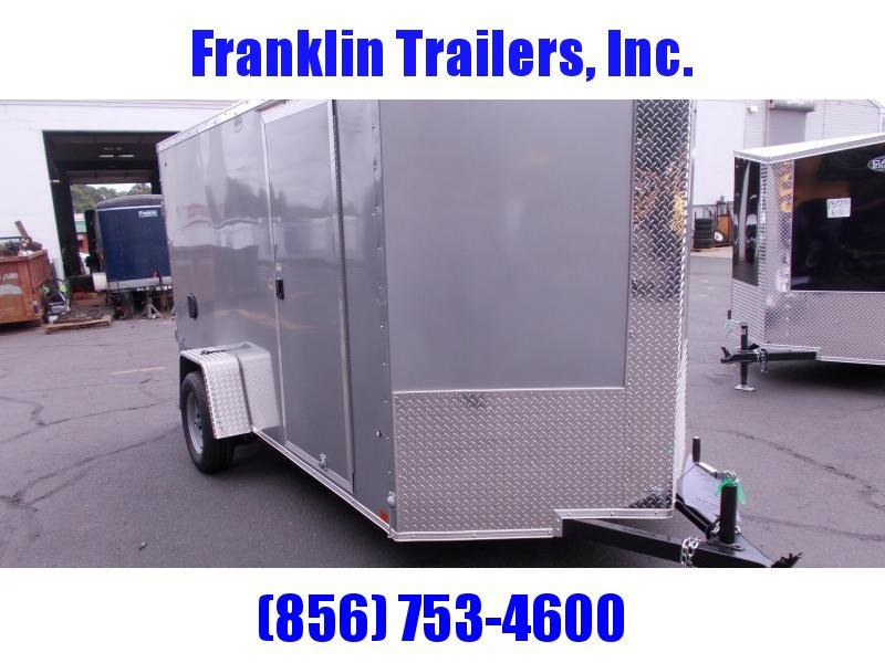 2020 Cargo Express XLW 6X12SI2 Enclosed Cargo Trailer