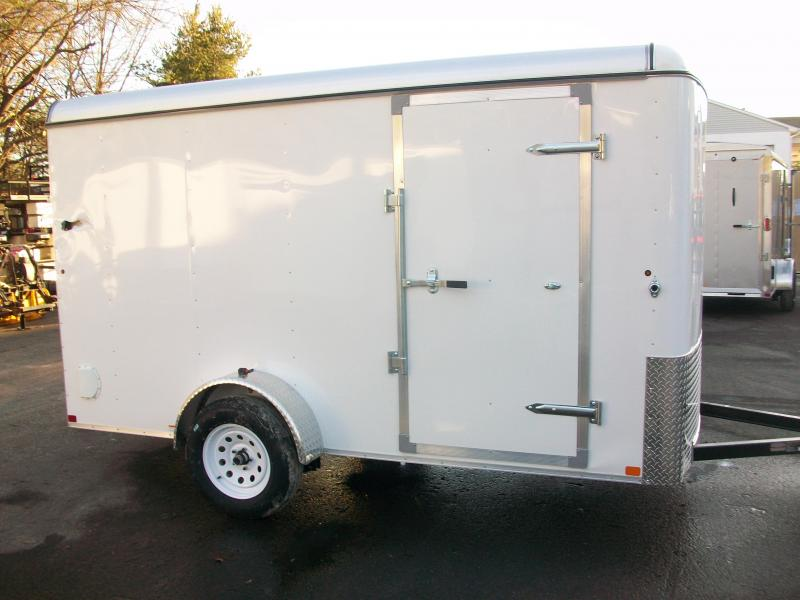2017 Carry-On 6x12 Enclosed Cargo Trailer 2016374