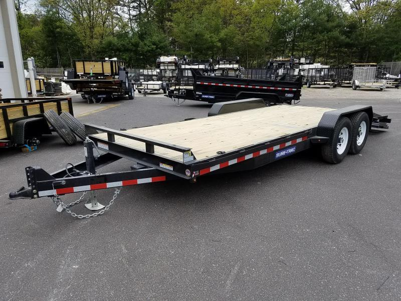 2017 Sure-Trac 7x20 Equipment Trailer 2017002