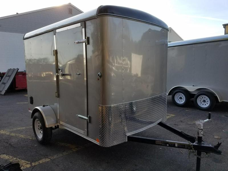 2018 Carry-On 6X10 Enclosed Cargo Trailer 2018442