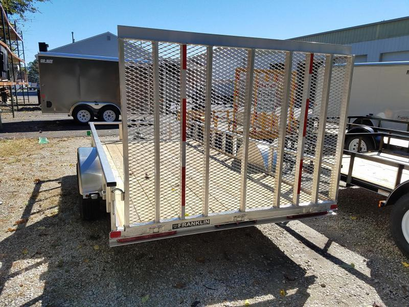 2017 Carry-On 6x12 Aluminum Utility Trailer 2016241