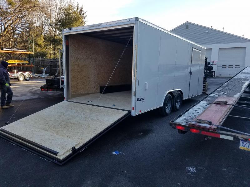 2018 Cargo Express 8.5x20 Enclosed Cargo Trailer 2018256