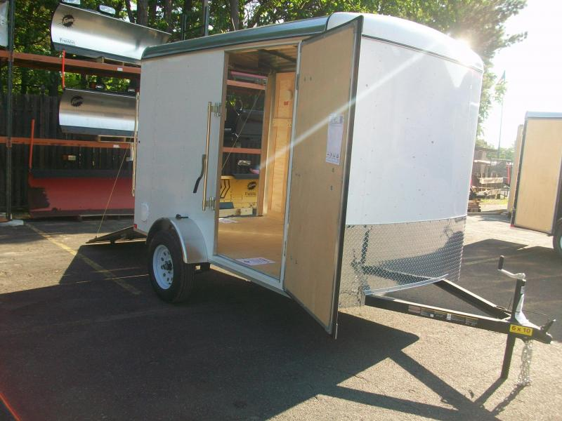 2017 Carry-On 6x10 Enclosed Trailer 2017085