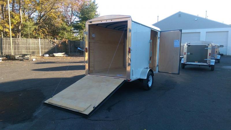 2017 Carry-On 6x10 Enclosed Cargo Trailer 2016173