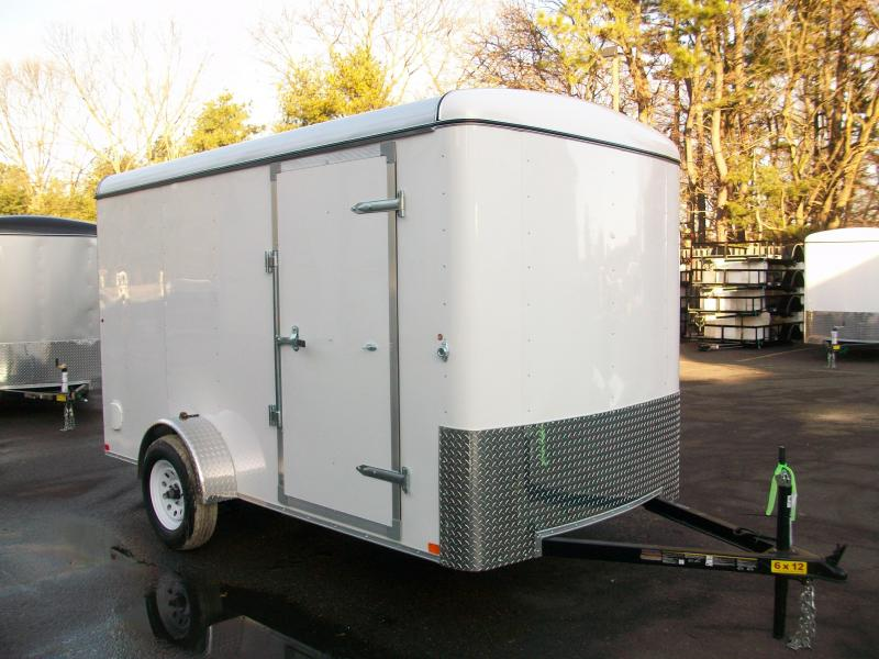 2017 Carry-On 6x12 Enclosed Cargo Trailer 2016373