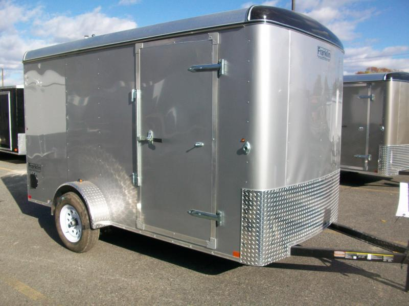 2017 Carry-On 6x12 Enclosed Cargo Trailer 2016176