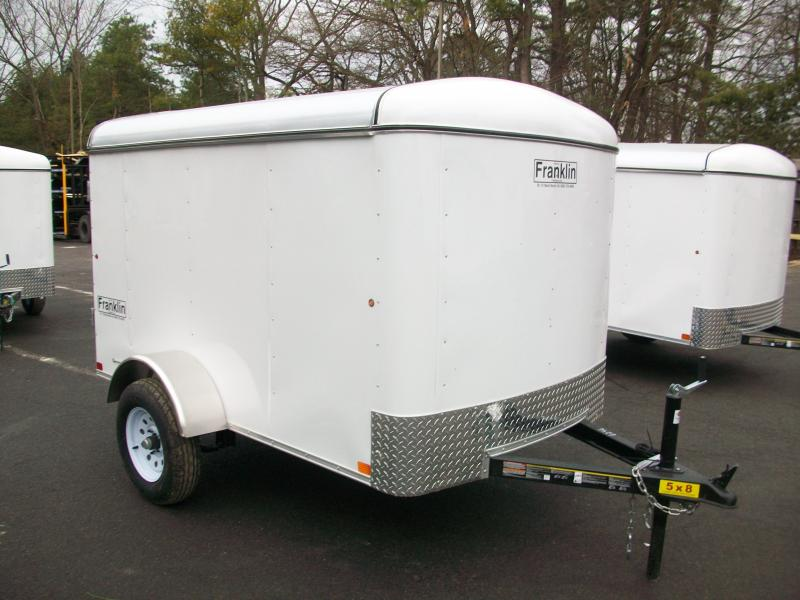 2017 Carry-On 5x8 Enclosed Cargo Trailer 2016657