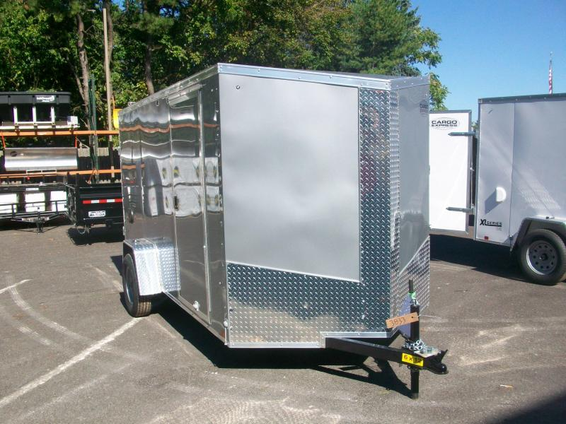2018 Cargo Express 6x12 Enclosed Cargo Trailer 2017878