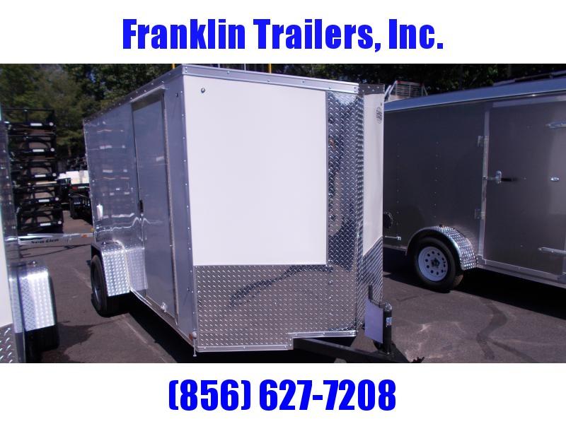 2020 Cargo Express 6X12 Enclosed Cargo Trailer 2020699