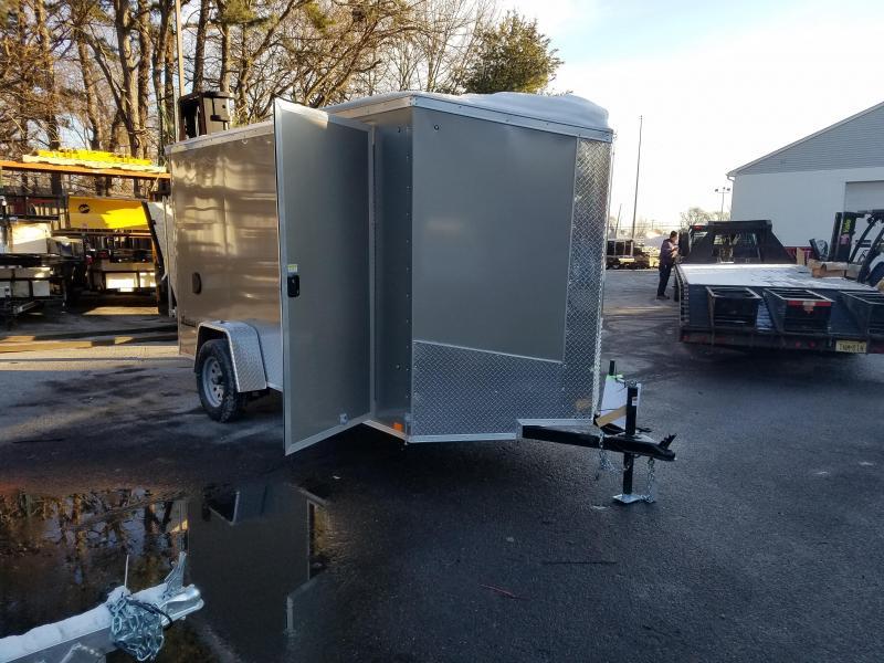 2018 Cargo Express 6x12 Enclosed Cargo Trailer 2018255