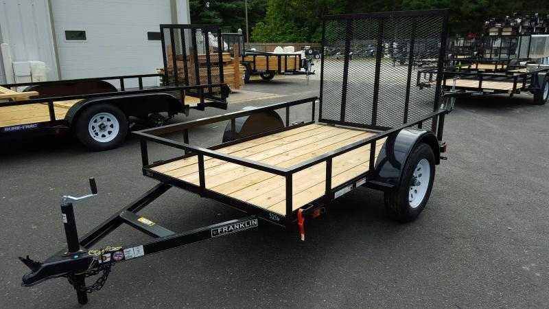 New 2017 carry on cargo utility trailer in berlin for Wood floor utility trailer