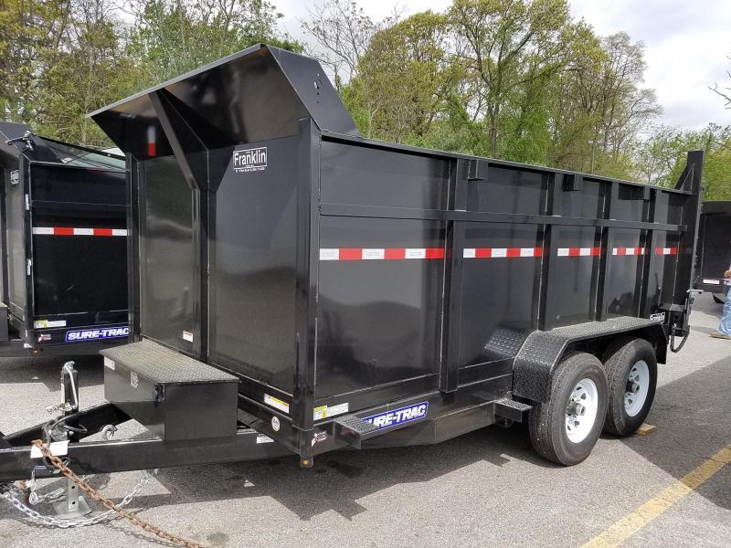 2017 Sure-Trac hd low profile dump