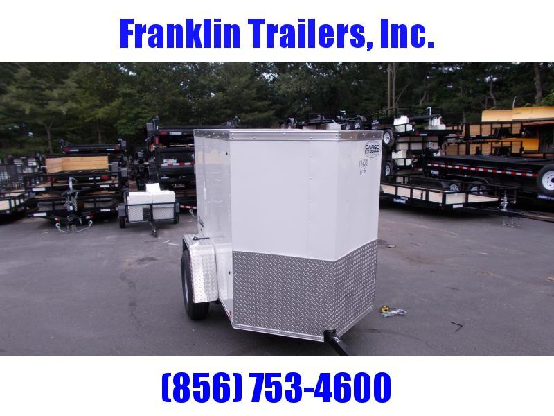 2020 Cargo Express 4x6 Enclosed Cargo Trailer 2020759
