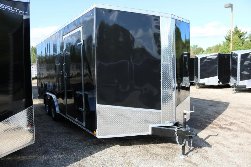 2018 Discovery Trailers 8.5x20' Challenger Trailer