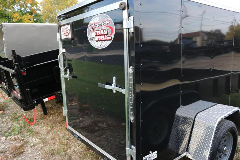 2018 Discovery Trailers 5x10' Rover ET Trailer