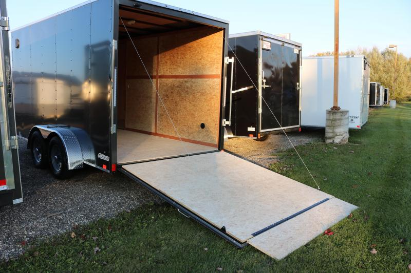 2018 Discovery Trailers 7x14' Rover ET Trailer