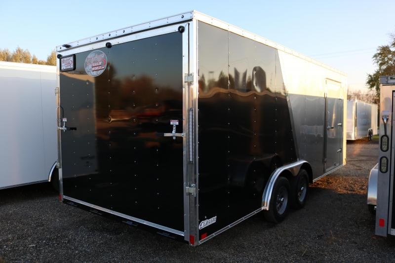 2018 Discovery Trailers 8.5x20 Challenger ET Trailer