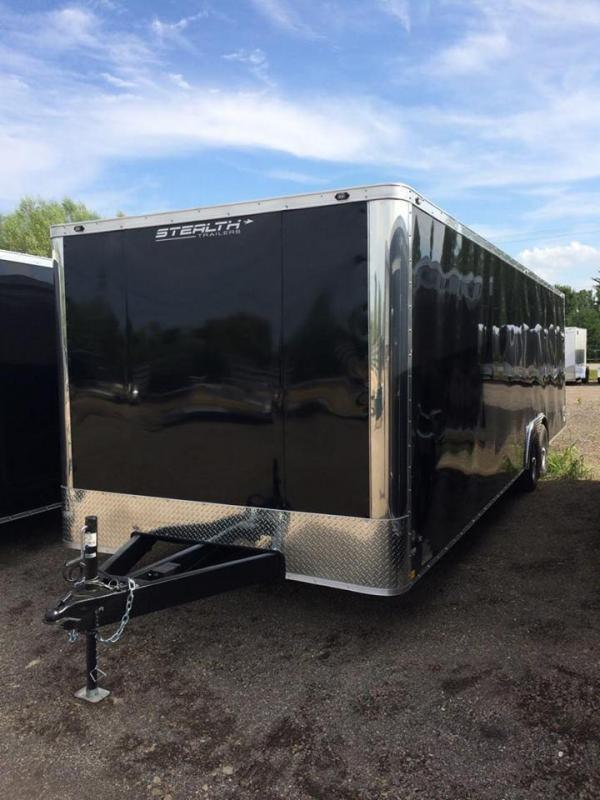 2018 Stealth Trailers 8.5x28' Reaper Trailer