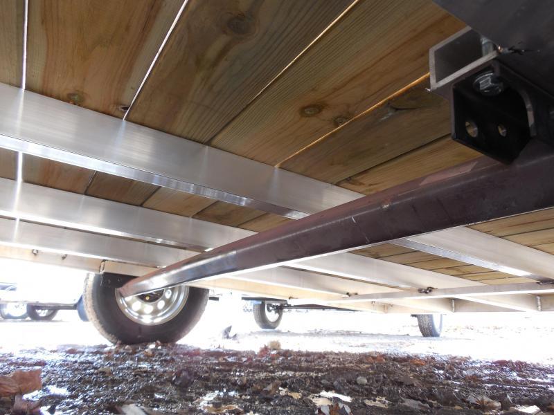 2017 Rugged Terrain Propull 81.5x14 Utility Trailer