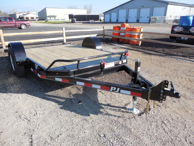 2016 PJ Trailers 13ft Tilt T1 Car / Racing Trailer