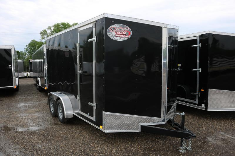 2017 Discovery Trailers 7x14 Rover ET Trailer