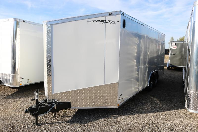 2018 Stealth Trailers 8.5x20' Titan Enclosed Cargo Trailer