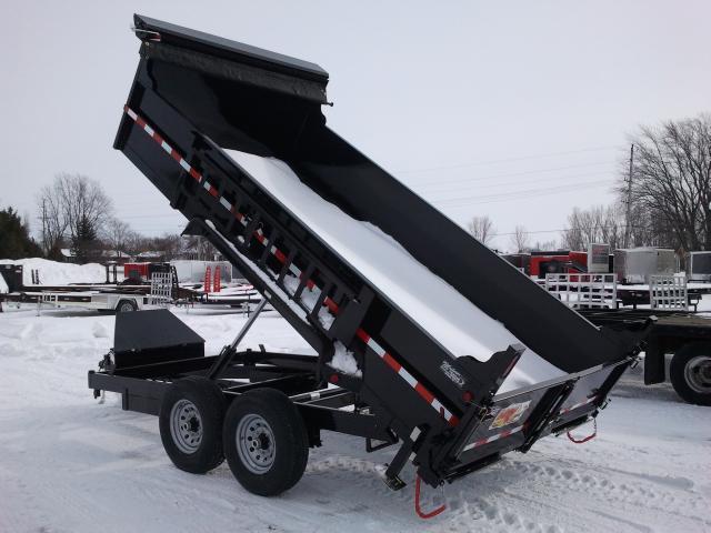2018 Quality Steel Dump Trailer 83X14