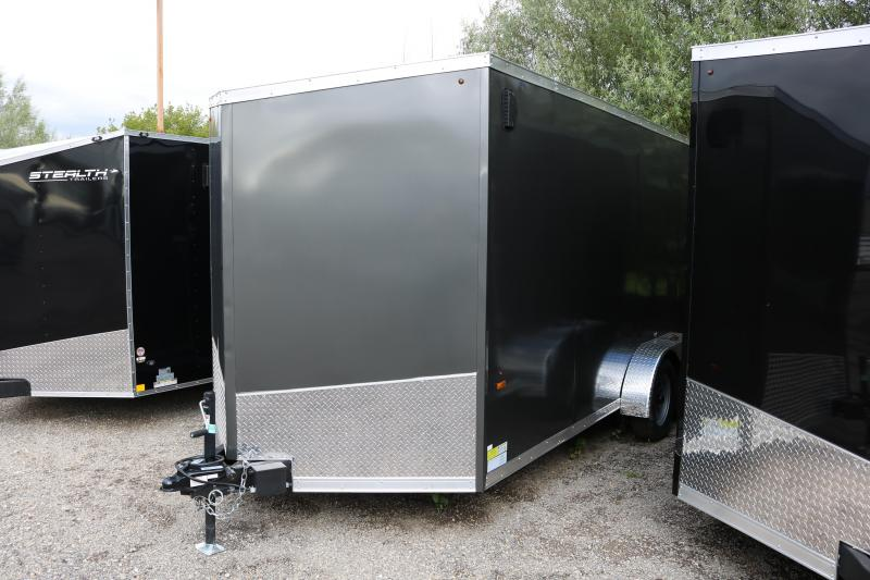 2018 Forest River Inc. 7x16' Trailer