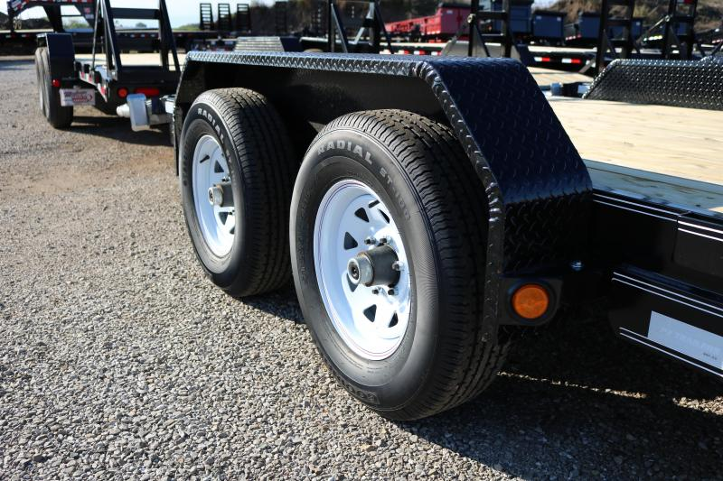 2018 PJ Trailers 20' CE Equipment Trailer