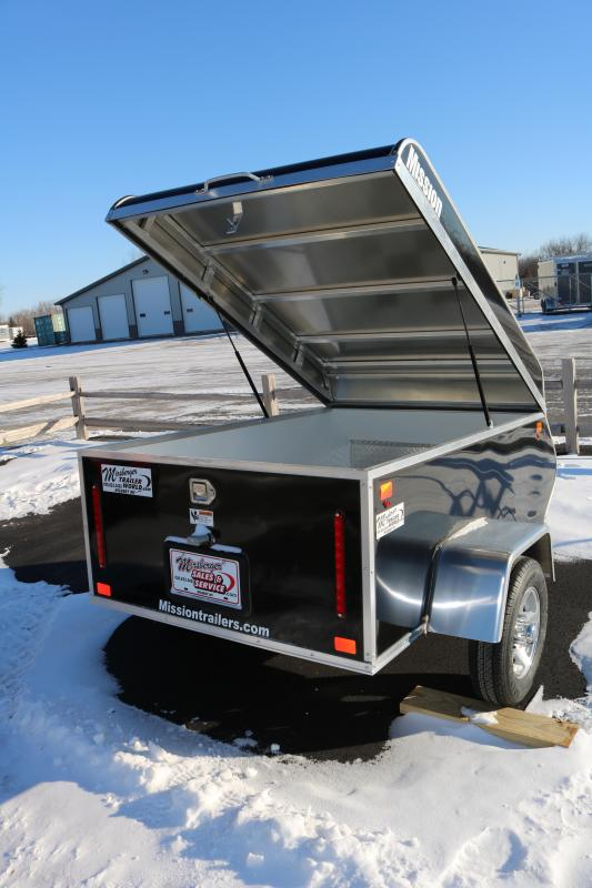 2018 Mission 4x6' Luggage Trailer