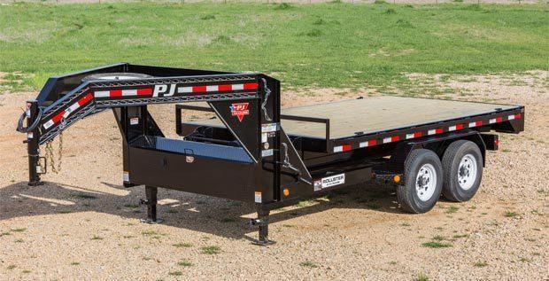 """PJ 14' x 96"""" Roll Off Deck (RD)"""