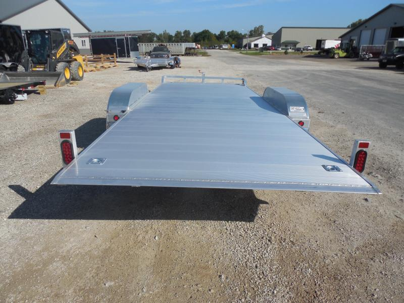 2016 Mission 20ft 6k Aluminum Tilt Car / Racing Trailer