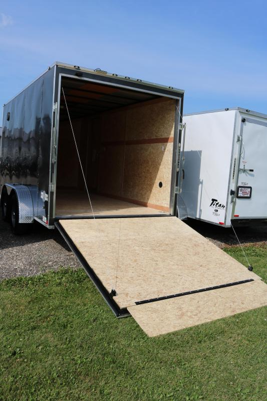 2018 Stealth Trailers 7x14 Mustang Trailer