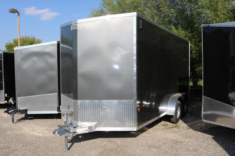 2018 EZ Hauler  7x16' Aluminum Trailer