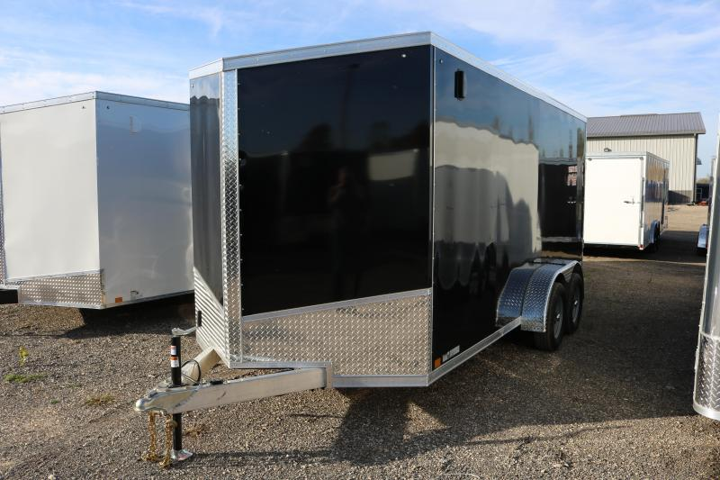 2018 Discovery Trailers 7x16' Aluminum Trailer