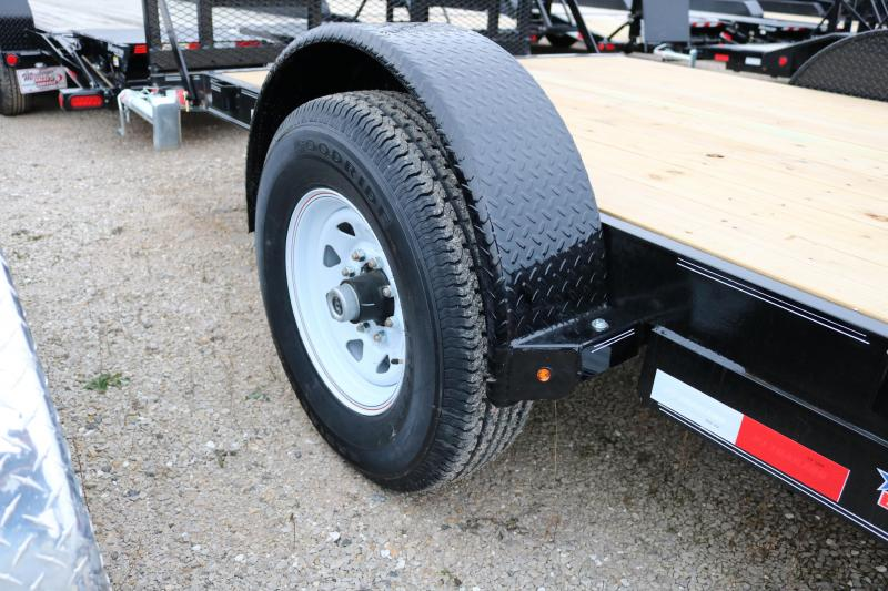 2018 PJ Trailers 16' Single Axle HD Carhauler Trailer