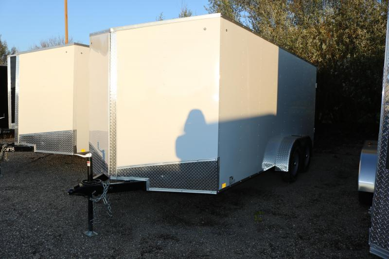 2018 Discovery Trailers 7x16' Rover ET Trailer