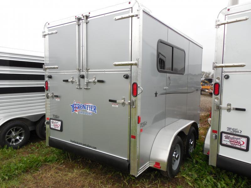 2016 Frontier Star Lite 12'7'' Horse Trailer