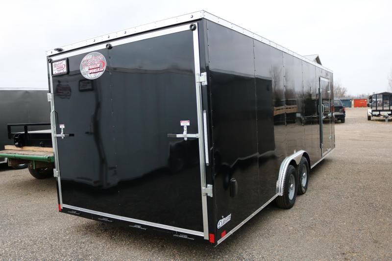 2018 Discovery Trailers 8.5x24' Challenger ET Trailer