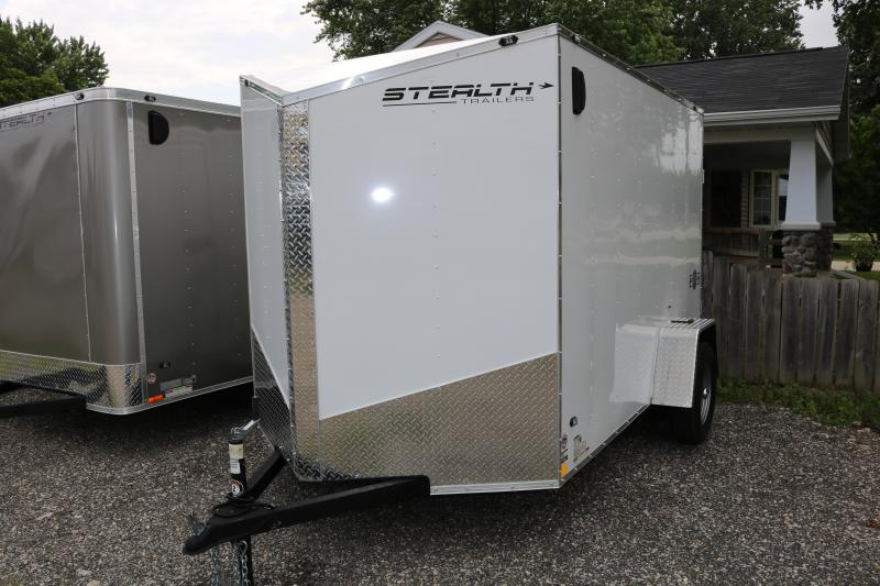 2018 Stealth Trailers 6x10' Mustang Trailer