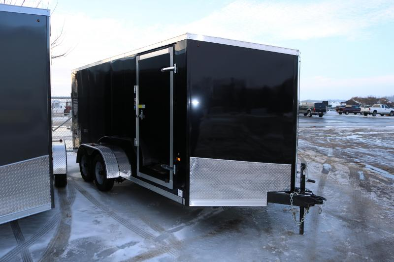 2017 Forest River Inc. Mirsberger 7x16 Trailer