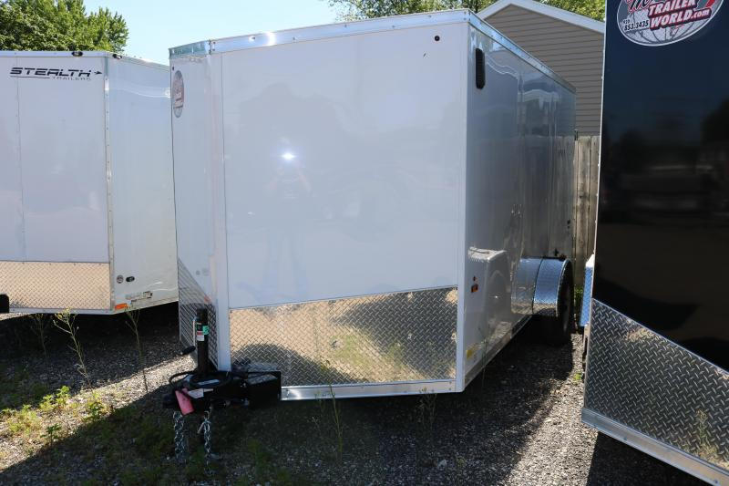 2018 Forest River Inc. 7x12 Trailer