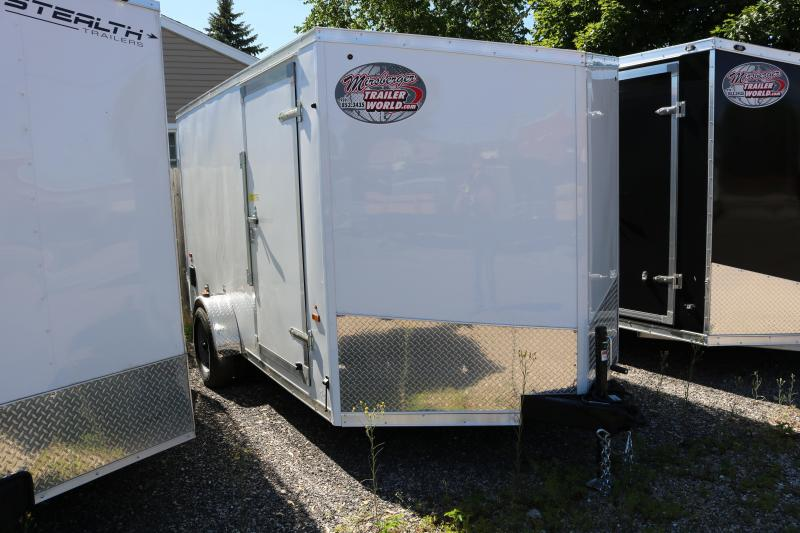2017 Forest River Inc. 7x12 Trailer