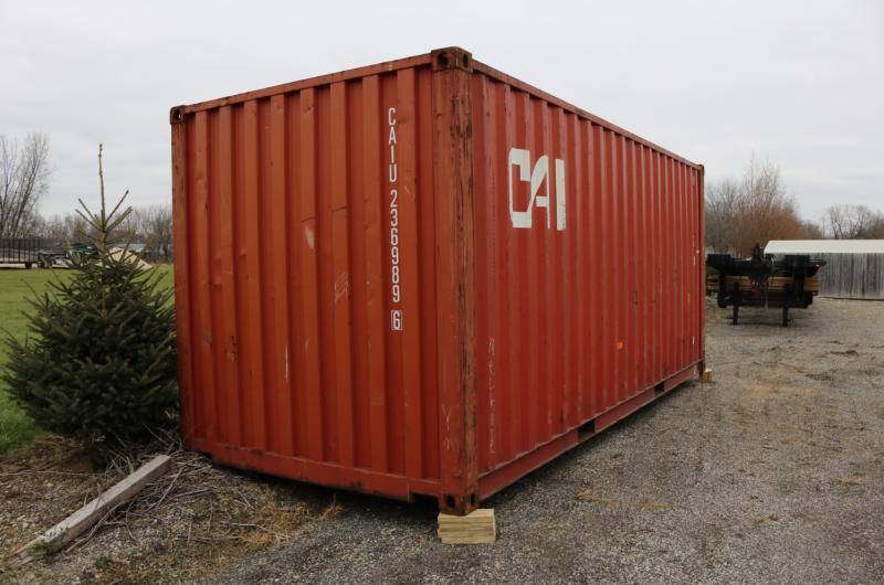 20' Storage Unit Box