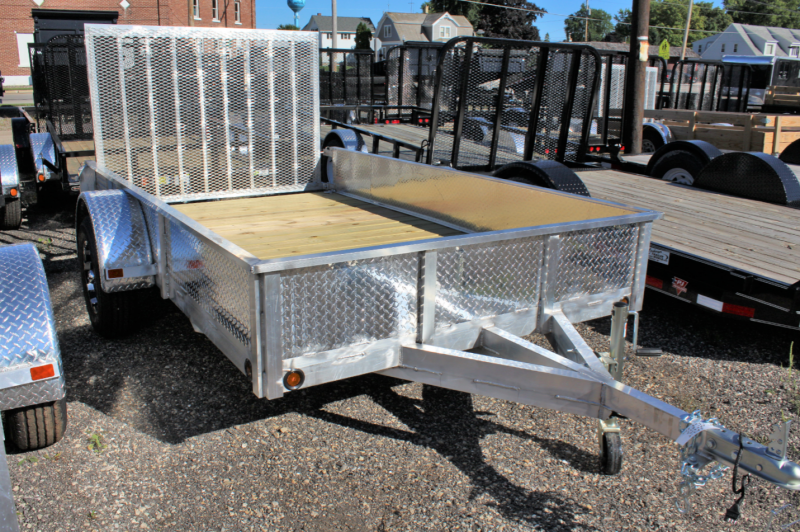 2017 Rugged Terrain PP 6x10 Utility Trailer