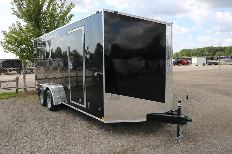 2018 Stealth Trailers 7x18' Mustang Trailer